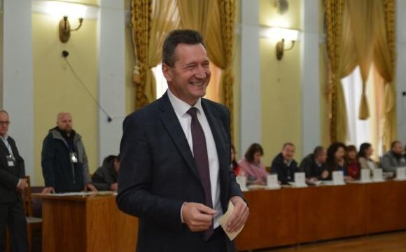 Анатолій Цьось став новим ректором СНУ ім. Лесі Українки