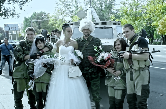 "У Луцьку покажуть документальний фільм ""Какофонія Донбасу"""