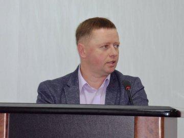 """У міськраді представили нового директора ДКП """"Луцьктепло"""""""