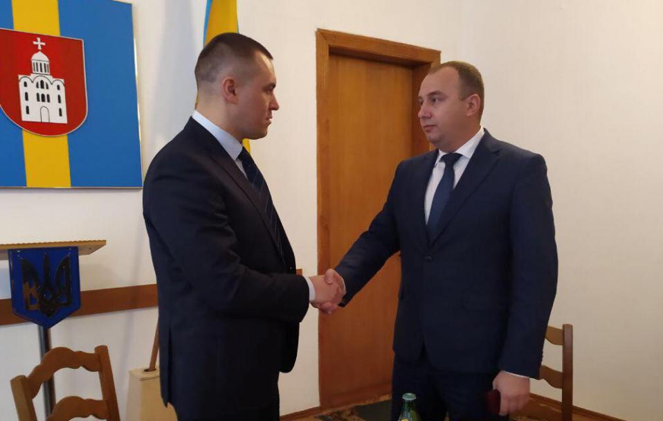 Призначили нового керівника прокуратури у Володимирі