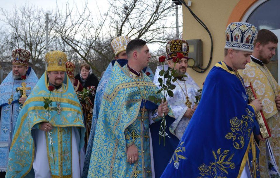У селі на Волині відзначити престольне свято. ФОТО