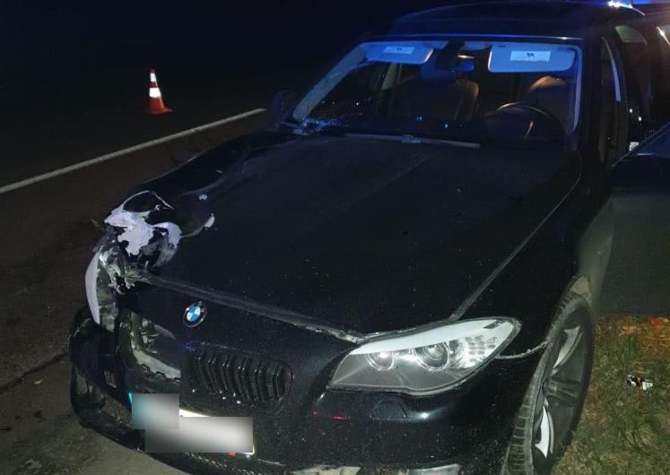 Смертельна аварія у Луцьку: п'яні чоловіки на BMW  збили жінку і спробували втекти. ФОТО