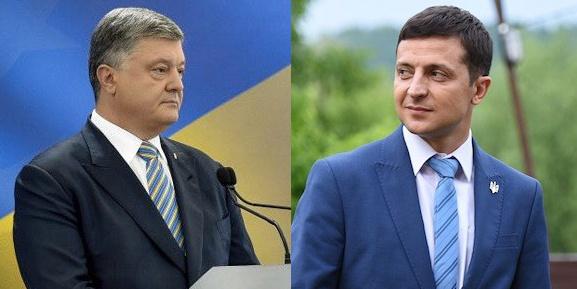 Опитування: Зеленський названий політиком року в Україні, Порошенко — другий
