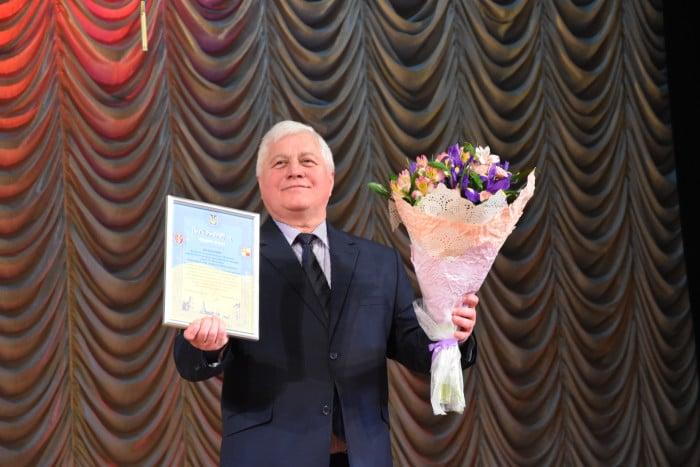 Директору волинського драмтеатру дали звання заслуженого митця