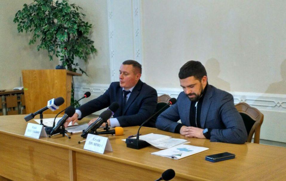 Юрій Погуляйко – новий губернатор Волині. ФОТО