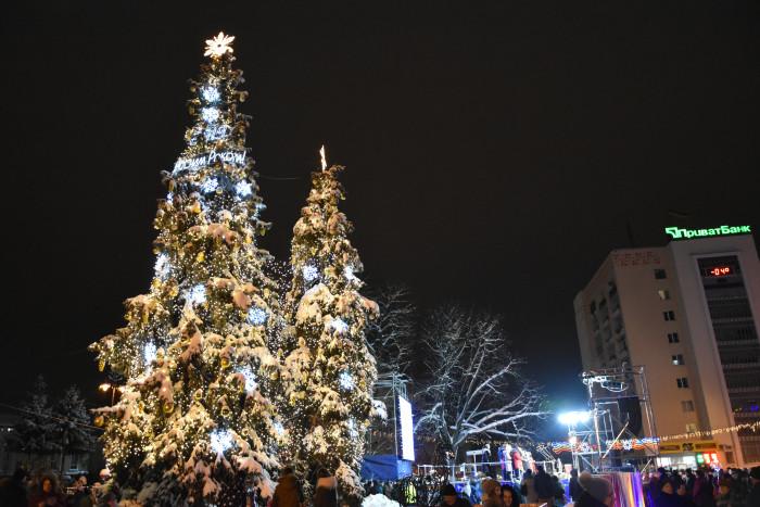Опублікували програму святкування Нового року і Різдва у Луцьку