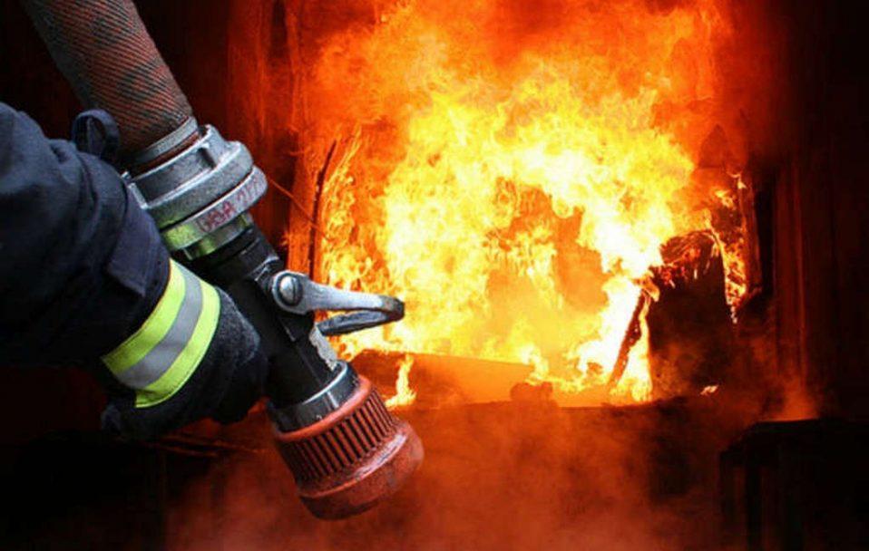 Під час пожежі на Волині загинула жінка