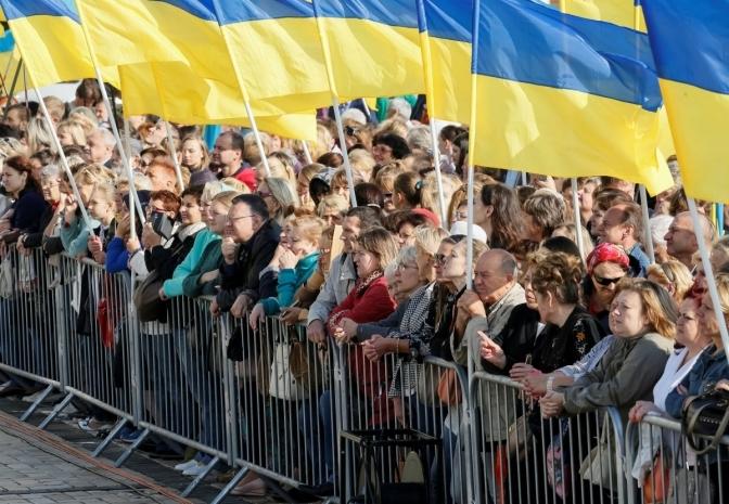 Скільки людей живе в Україні: результати перепису