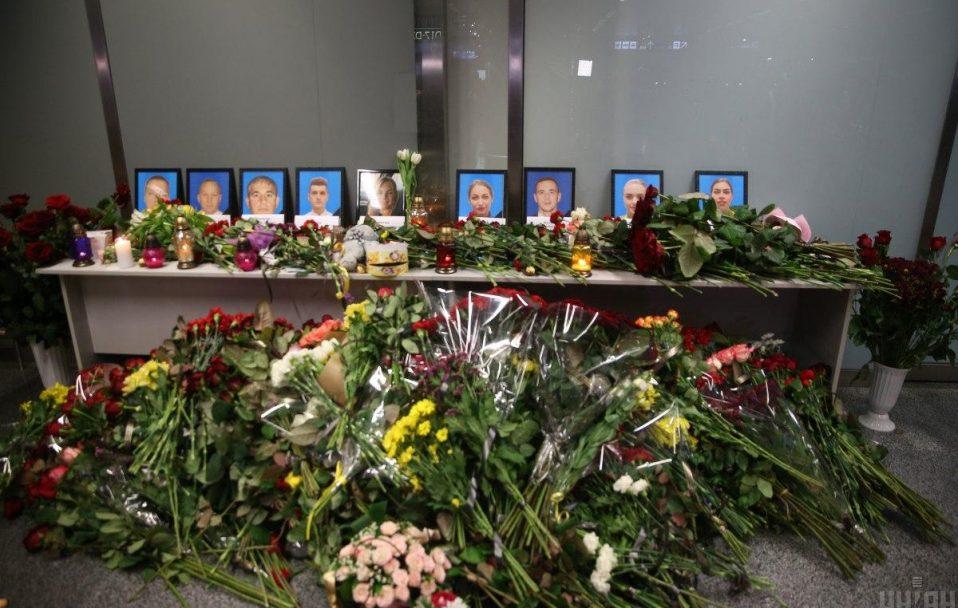 Останній політ: тіла загиблих в Ірані українців доставили в Київ. ВІДЕО
