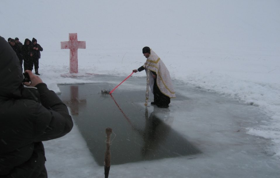 Де і коли в Луцьку освячуватимуть воду