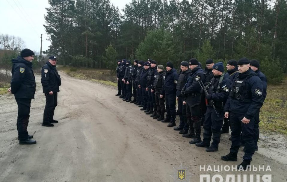 На Ратнівщині побили поліцейських