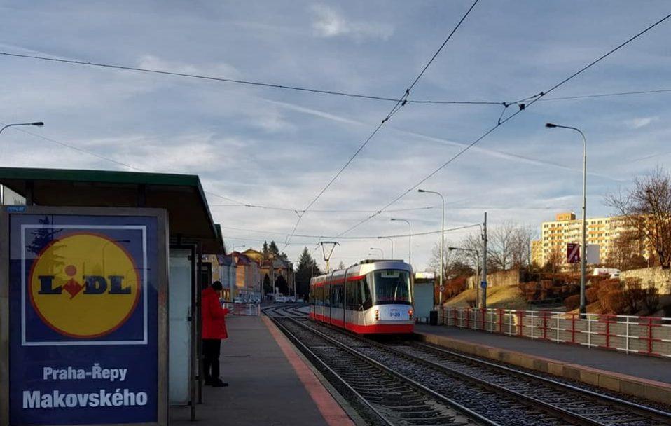 Валідатори в транспорті: як це працює в Празі. БЛОГ