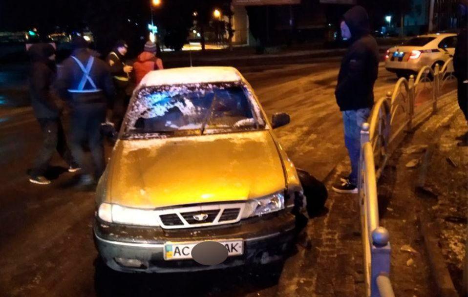 У Луцьку за ніч зловили трьох п'яних водіїв. ФОТО