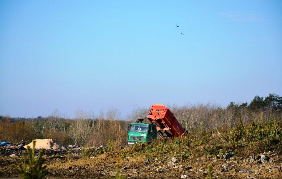 На Волині збудували сміттєзвалище за 12000000 гривень