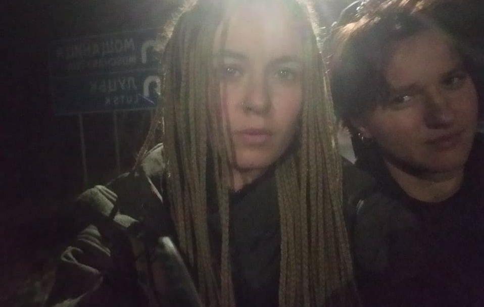 Дівчину загиблого атовця з Волині висадили з автобуса через російське кіно