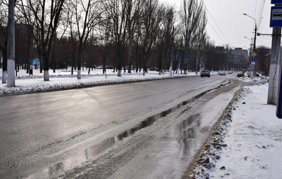 Волинян попередили про ожеледицю на дорогах