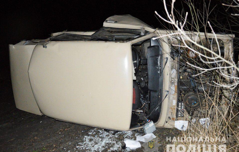 Смертельна аварія на Волині: одна людина загинула, ще 4 – травмувалися