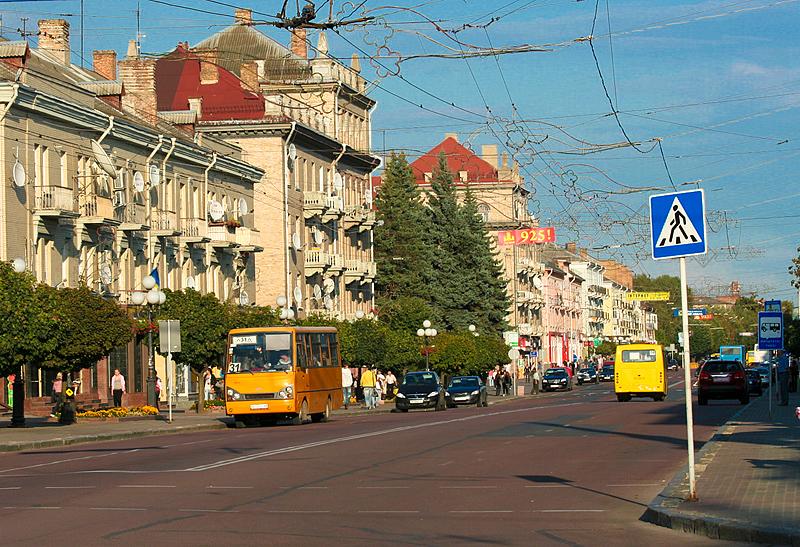 У центрі Луцька перекриють рух транспорту