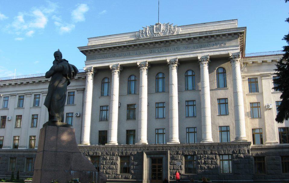 У СНУ – нові декани на 7 факультетах. ФОТО