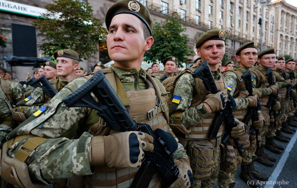 В Україні повернули призов в армію з 18 років