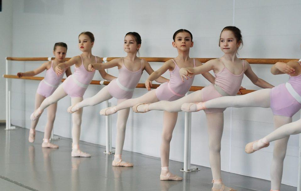 ТОП 5 питань про заняття балетом для дітей*