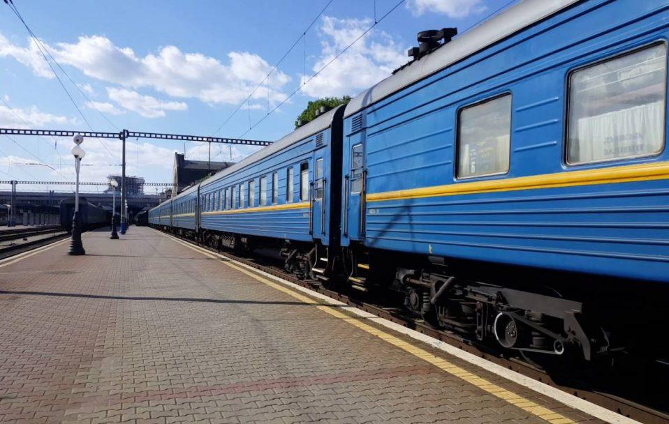 Один з ковельських поїздів не курсуватиме до кінця січня