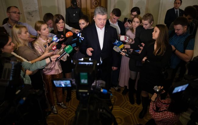 Інформаційна атака на уряд – це сценарій Росії, – Порошенко