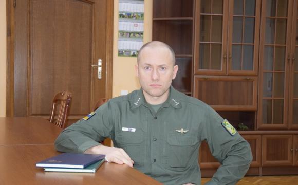 У Луцькому прикордонному загоні – новий керівник