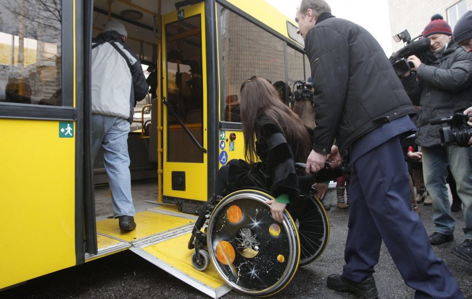 У Луцькраді обіцяють, що купуватимуть лише безбар'єрні тролейбуси