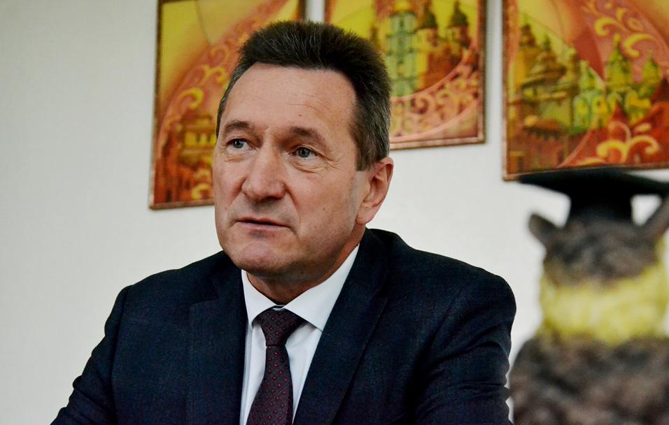 Офіційно: Анатолій Цьось – ректор СНУ