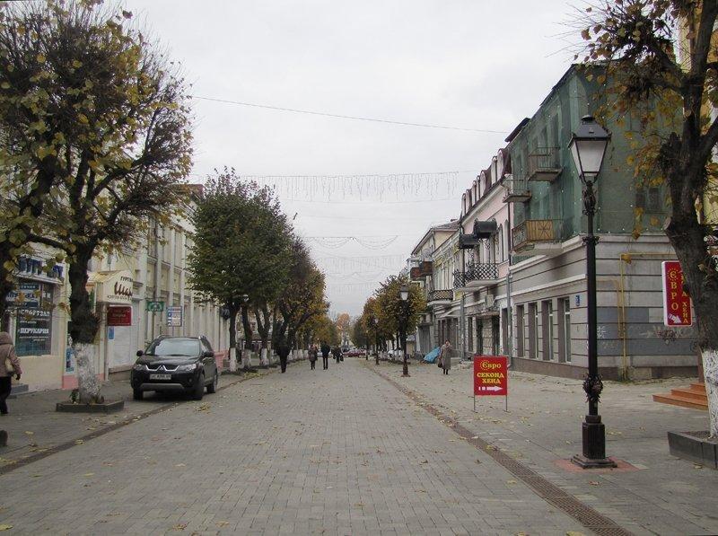 Збирають підписи, аби заборонити їздити велосипедом вулицею Лесі Українки у Луцьку