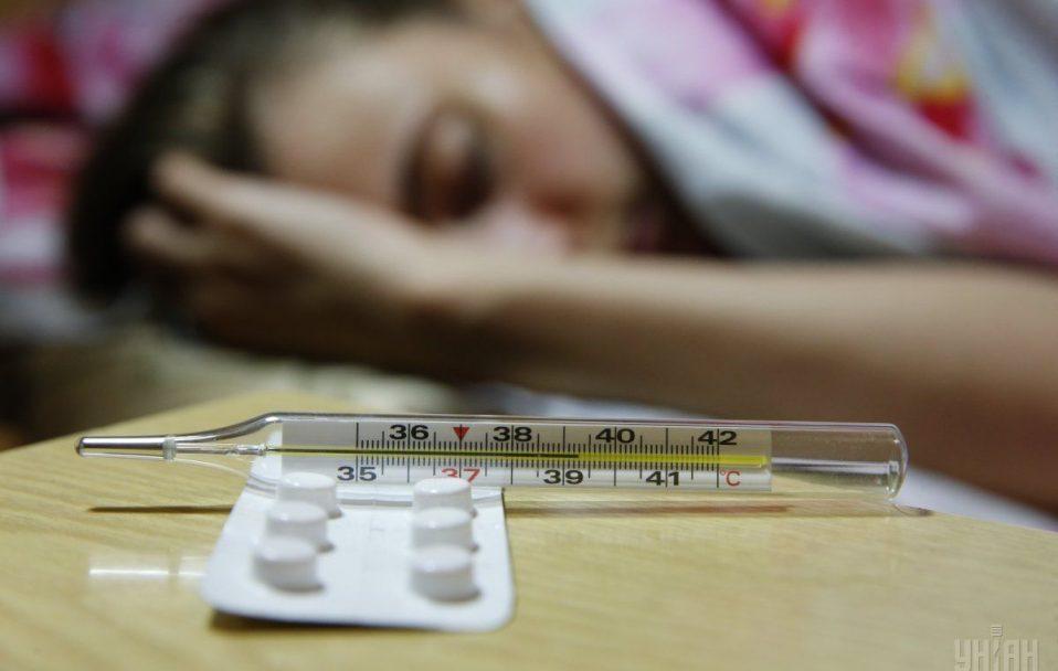 За тиждень від грипу в Україні померли 8 людей