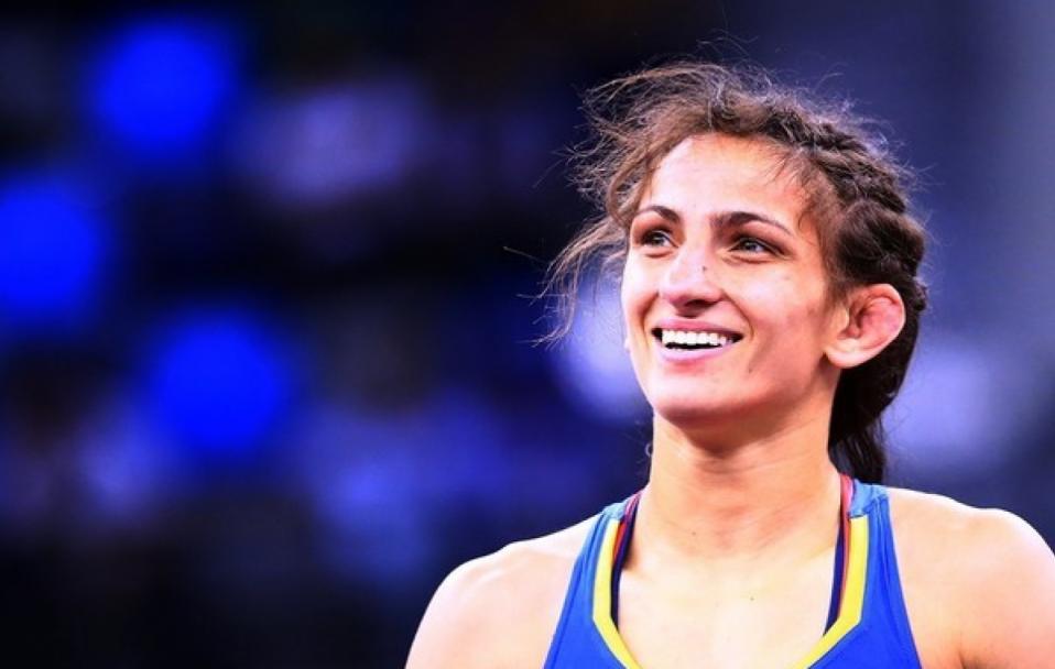 Волинянка стала триразовою чемпіонкою Європи з боротьби. ВІДЕО