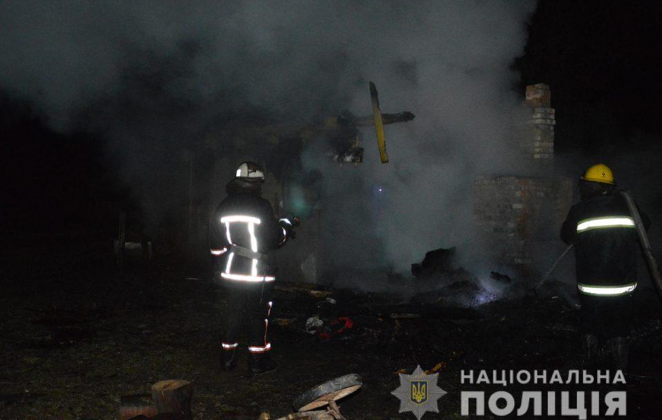 У пожежі на Горохівщині загинув 61-річний чоловік