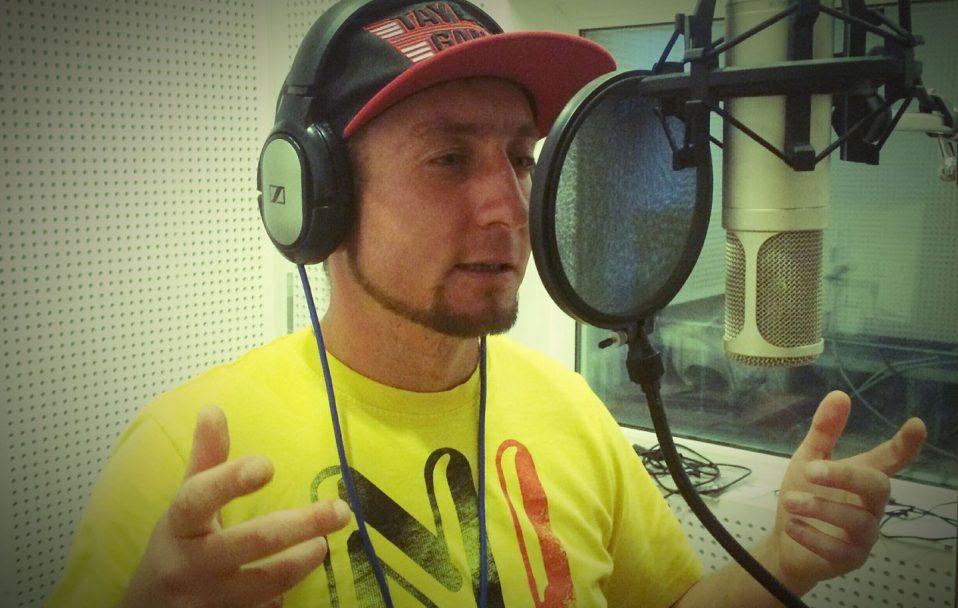 Репер з Волині записав трек з англійським виконавцем. АУДІО