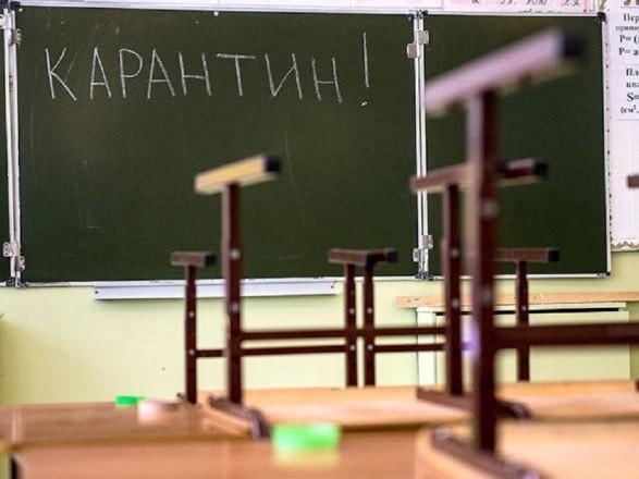 Школу біля Луцька закрили на карантин
