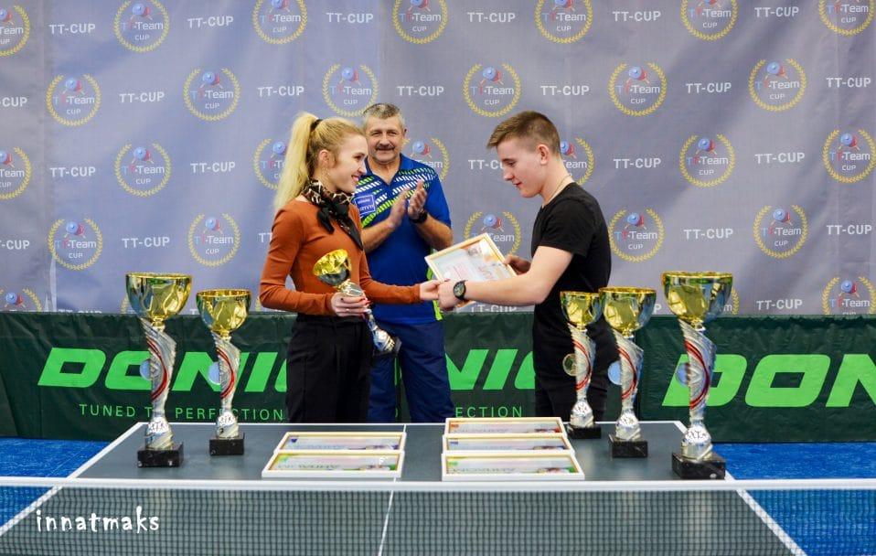 У Луцьку відбувся турнір з настільного тенісу пам'яті Олексія Веремійчика. ФОТО