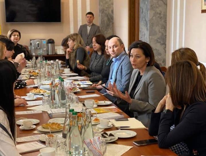 """""""Жінки мають бути на усіх рівнях влади"""", – Ірина Констанкевич"""