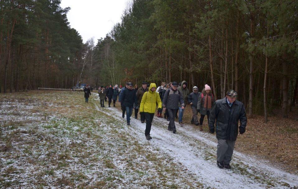 На Волині відкрили туристичний маршрут пам'ятними місцями бойової слави УПА. ФОТО