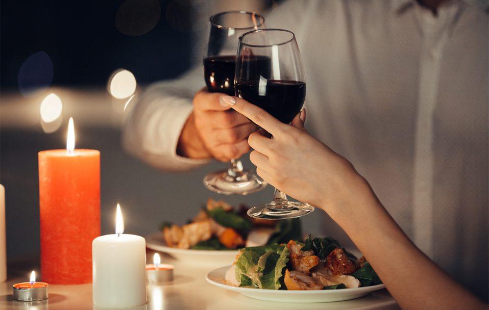 Романтична вечеря з доставкою у Луцьку: влаштуй незабутній День закоханих!*