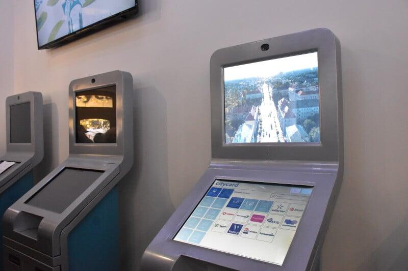 У Луцьку на зупинках планують встановити термінали для Е-квитків