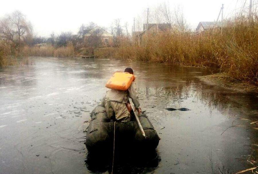 У річці Стир знайшли тіло чоловіка