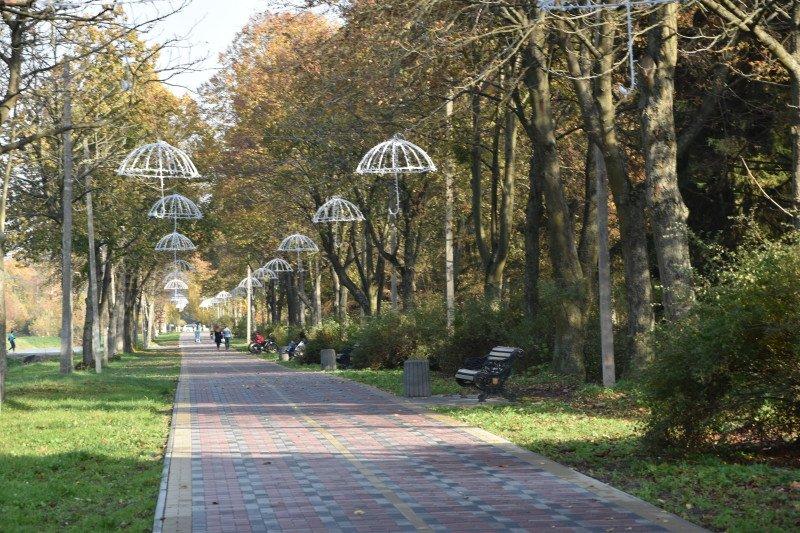 У центральному парку Луцька хочуть збудувати туалет