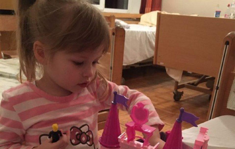 Луцька парафія провела благодійну акцію для збору коштів на лікування важкохворої дівчинки