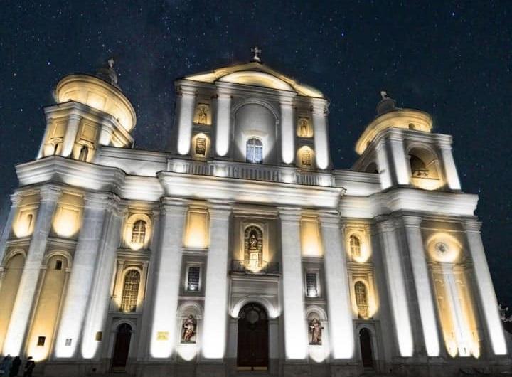У Луцьку підсвітять пам'ятники і визначні споруди. ФОТО
