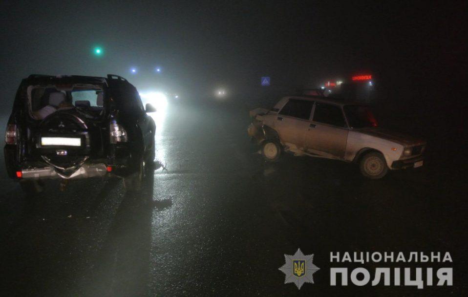 На Волині – потрійна ДТП: винуватця впіймали за кілька кілометрів. ФОТО