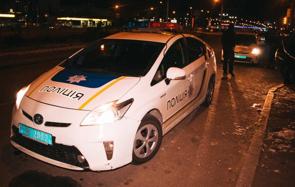 За ніч у Луцьку зловили чотирьох п'яних водіїв
