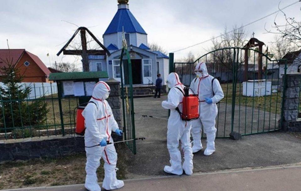 У Волинській єпархії УПЦ (МП) розповіли, як боротимуться з коронавірусом