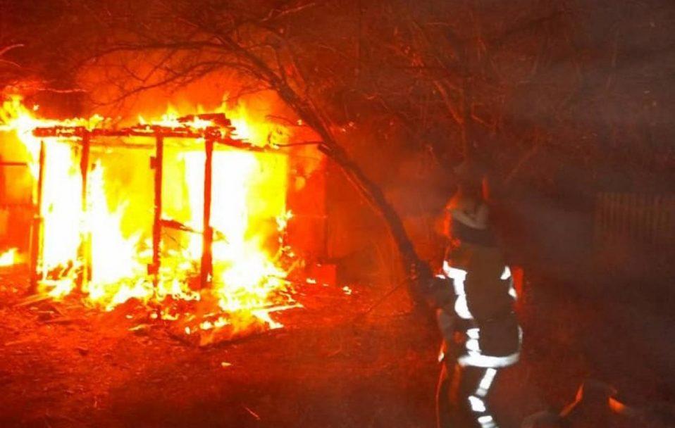 У пожежі на Волині загинули двоє чоловіків