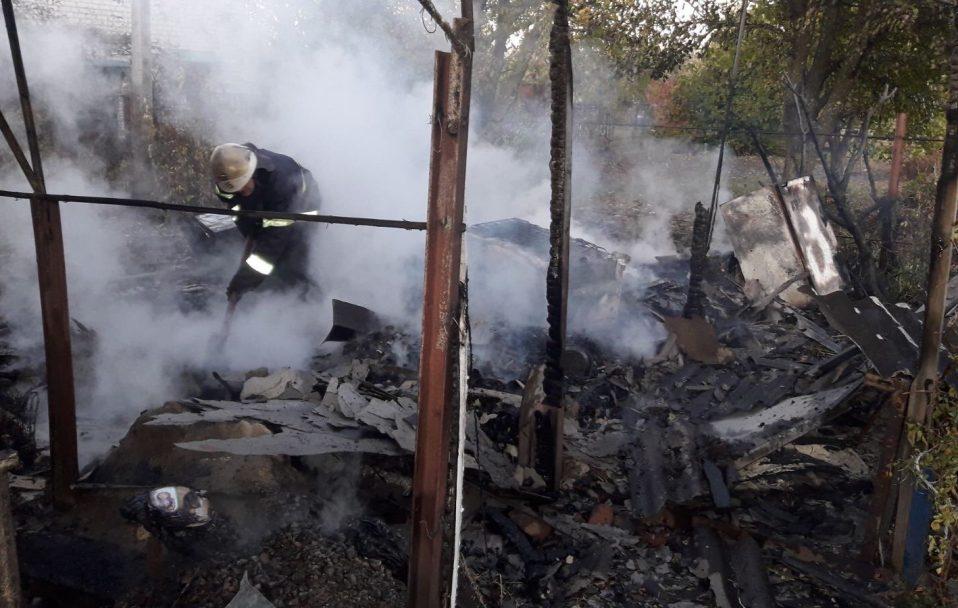 На Волині у пожежі згоріли 13 дач. ФОТО. ВІДЕО